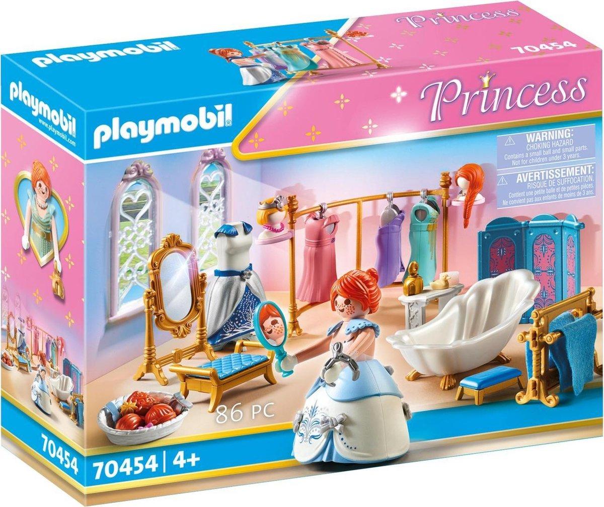 PLAYMOBIL Princess Kleedkamer - 70454