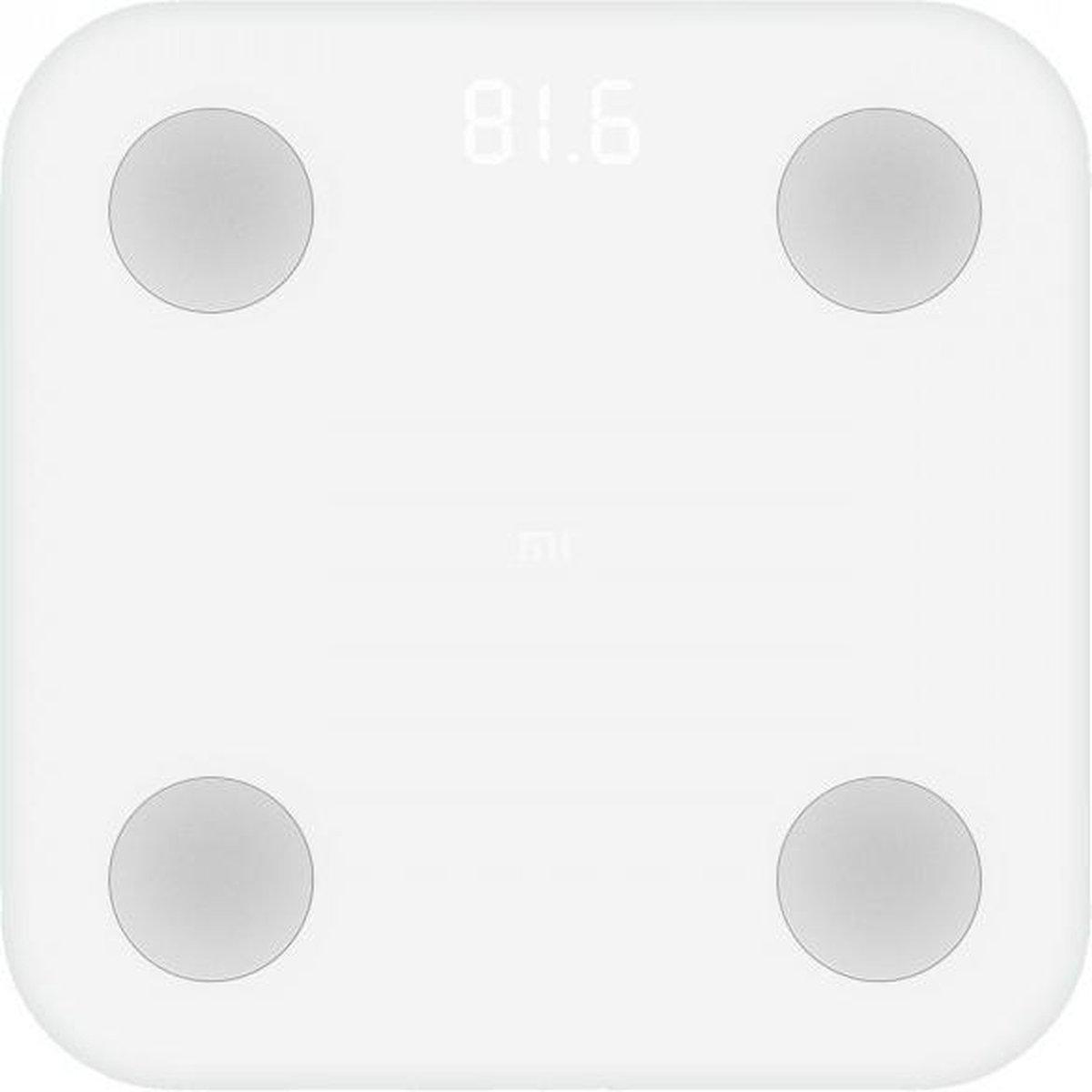 Xiaomi Mi Body Composition Smart Scale 2 - Slimme Lichaamsanalyseweegschaal