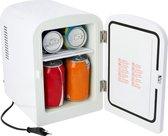 Mini Koelkast 4 Liter met 12V of 100/240V aansluiting
