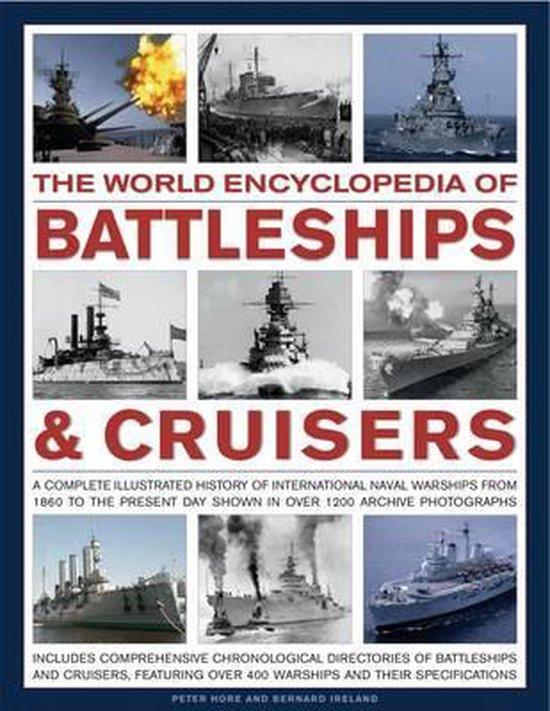 The World Encyclopedia of Battleships & Cruisers