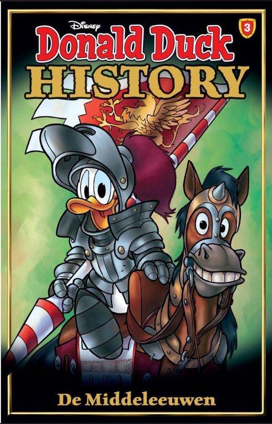Donald Duck History Pocket 3 - De Middeleeuwen - Sanoma Media NL. Cluster : Jeu pdf epub