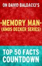 Omslag Memory Man (Amos Decker Series) - Top 50 Facts Countdown