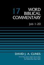 Boek cover Job 1-20, Volume 17 van David J. A. Clines