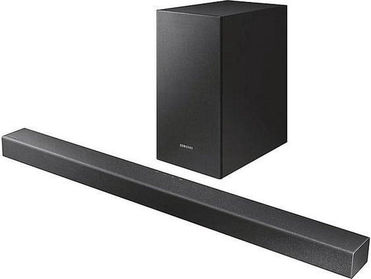 Draadloze soundbar Samsung HWT450 200W Zwart