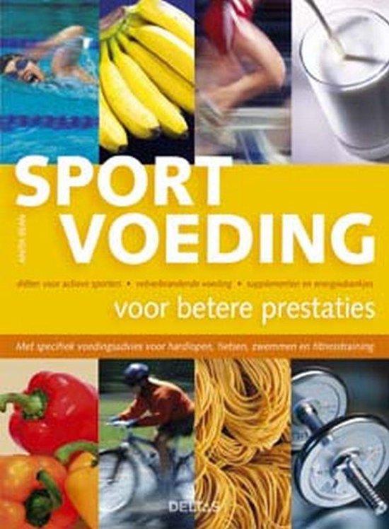Boek cover Sportvoeding voor de betere prestaties van Anita Bean (Paperback)
