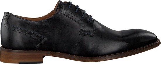 Mazzeltov Heren Nette schoenen Mrubi - Zwart - Maat 44