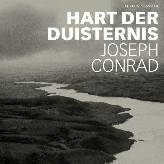 Boek cover Hart der duisternis van Joseph Conrad (Onbekend)