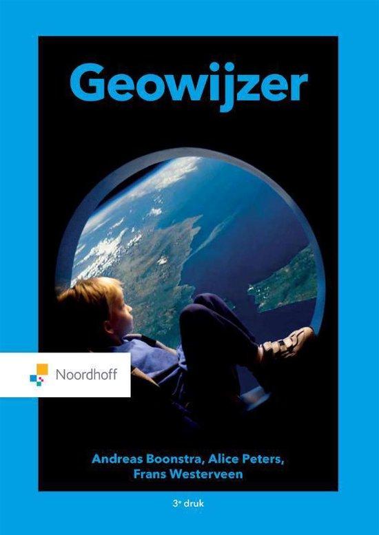 Boek cover GeoWijzer van Alice Peters (Paperback)