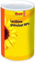 Bloem Lecithine Granulaat 98% - 400 gr - Voedingssupplement