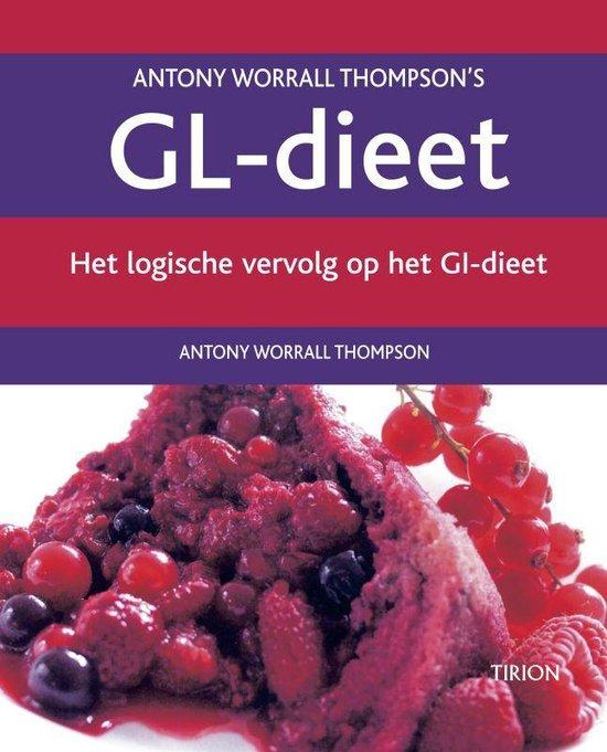 Boekomslag voor GL- Dieet