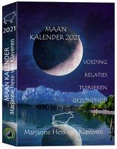 Maankalenders 16 -  MaanKalender 2021