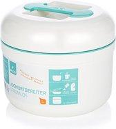 Duurzame Yoghurtmaker - BPA Vrij - Niet Elektrisch - 21x21x20cm