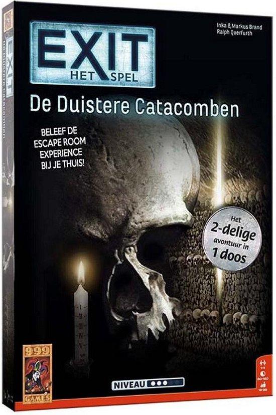 Exit – De Duistere Catacomben