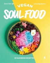 Boek cover Vegan soul food van Jason Tjon Affo (Hardcover)
