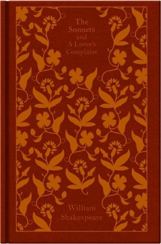 Boek cover The Sonnets and a Lovers Complaint van William Shakespeare (Hardcover)