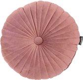 Kussen Emmy oud roze ø40cm