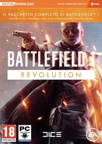 Battlefield 1 - Revolution Edition - Windows (code in a box)