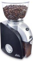 Solis Scala Plus Grinder 1661 - Koffiemolen - Zwart
