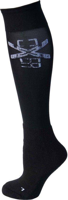 RelaxPets - Oxer Socks - Zwart - Maat 36-42 - 2 Paar - Unisex - Cushion Foot