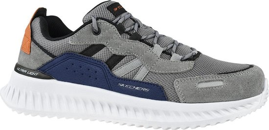 Skechers Matera 2.0-Ximino Heren Sneakers - Grey/Multi - Maat 42