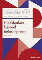 Boom fiscale studieboeken  -   Hoofdzaken formeel belastingrecht