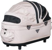 Airbuggy reismand hondenbuggy dome2 m cot sand beige 67x33x51 cm