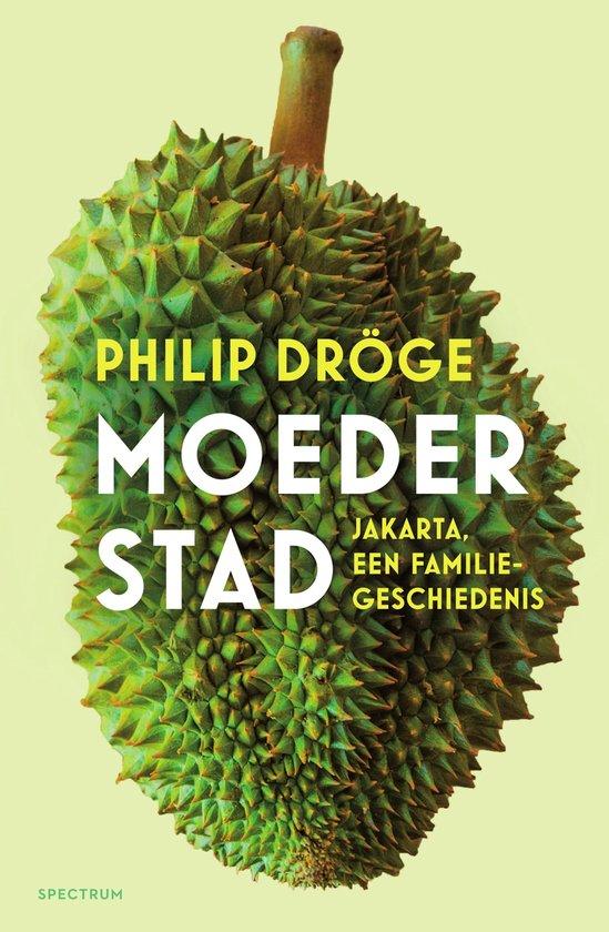 Boek cover Moederstad van Philip Dröge