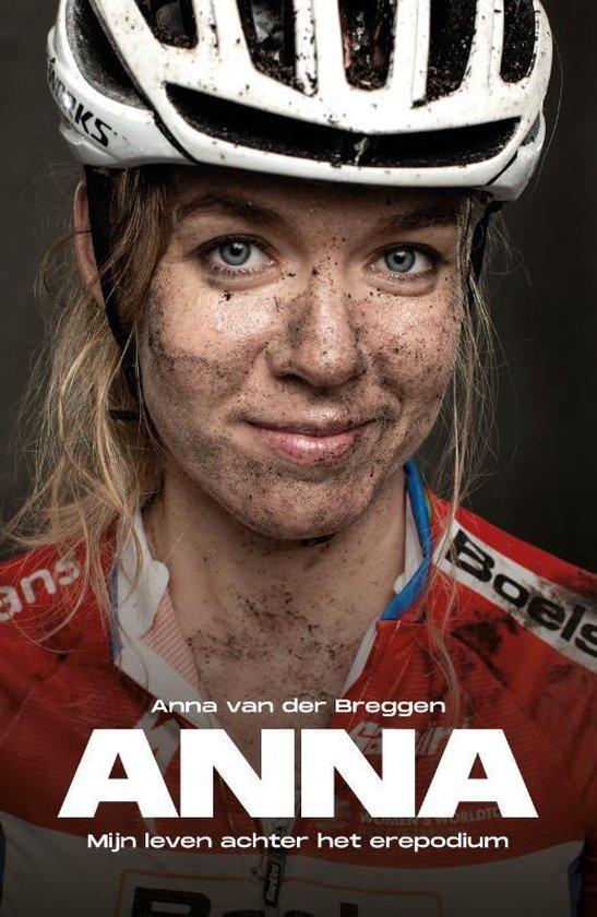 Boek cover ANNA van Anna van der Breggen (Paperback)