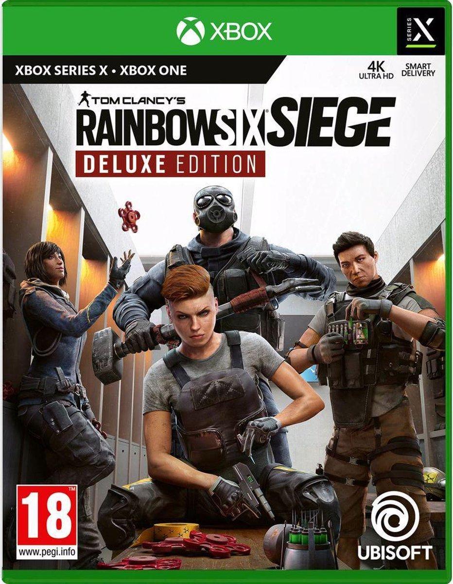 Tom Clancy's Rainbow Six: Siege – Deluxe Edition – Xbox One/Xbox Series X