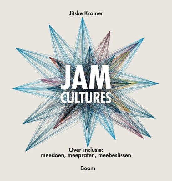 Boek cover Jam Cultures van Jitske Kramer (Hardcover)