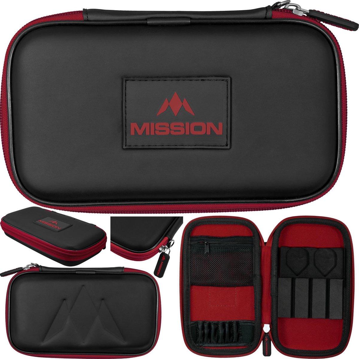 Mission Freedom XL Darts Case - Blauw
