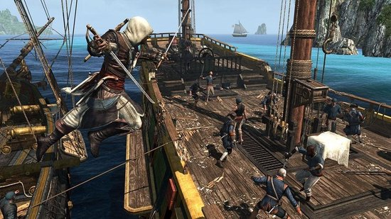 Assassin's Creed The Rebel Collection - Switch