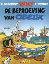 Boek cover Asterix 30. de beproeving van obelix van Albert Uderzo en R. Goscinny