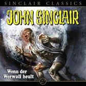 Omslag John Sinclair, Classics, Folge 27: Wenn der Werwolf heult