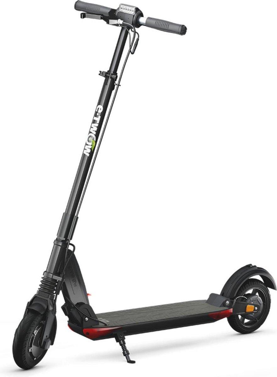 e-TWOW GT 2020 Smart Edition - Elektrische Step - Zwart - 40 km/u - 13 kg - 50 km