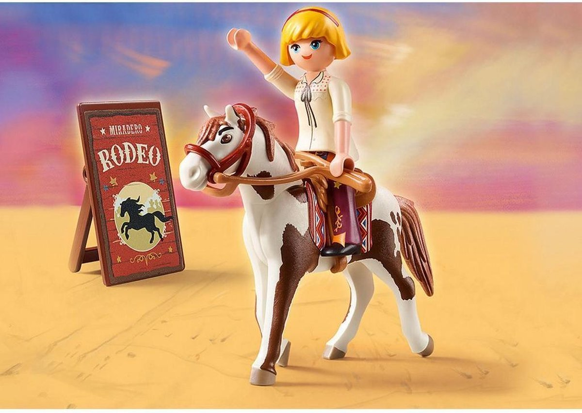 PLAYMOBIL PLAYMOBIL Spirit Riding Free Rodeo Abigail (70698)