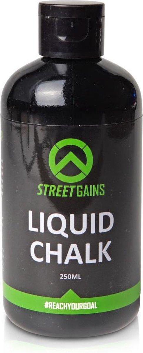 Vloeibare Magnesium Liquid Chalk 250ML   StreetGains