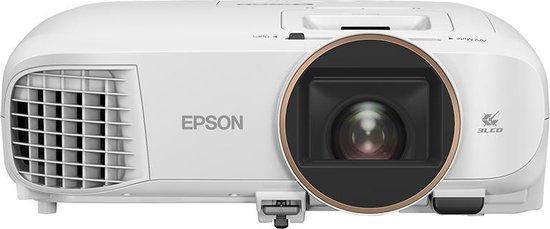 Epson TW5820 - Full HD Smart Beamer - Android TV - Wi-Fi - 2700 lumen
