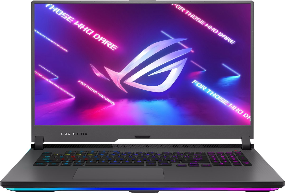 ASUS ROG G713QM-HX015T - Gaming Laptop - 17 inch - 144 Hz