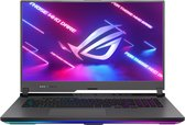 ASUS ROG G713QM-HX015T - Gaming Laptop - 17 inch - 144 Hz
