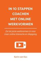 In 10 stappen coachen met online werkvormen