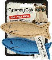 Grumpy Cat Smelly Sardines 2pack