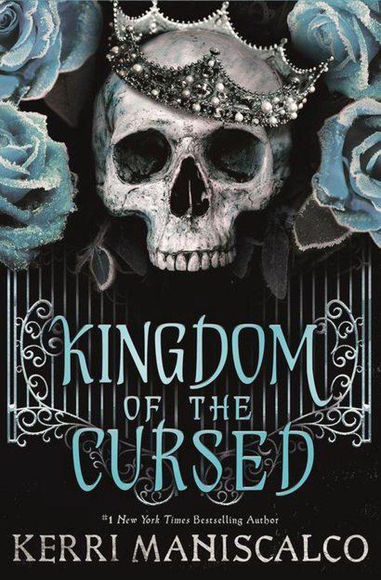 Boek cover Kingdom of the Cursed van Kerri Maniscalco (Onbekend)
