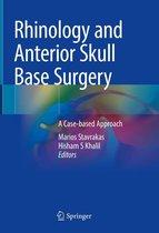 Rhinology and Anterior Skull Base Surgery