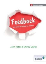 Beknopte uitgave  -   Feedback om leren zichtbaar te maken - beknopte uitgave