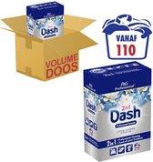 Dash 2 in 1 Lotusbloem en Lelie Waspoeder - XL Pack - 110 wasbeurten