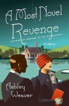 Omslag A Most Novel Revenge