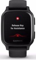 Garmin Venu Sq Music - Health Smartwatch - Zwart/Slate