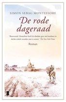 Boek cover De rode dageraad van Simon Sebag Montefiore
