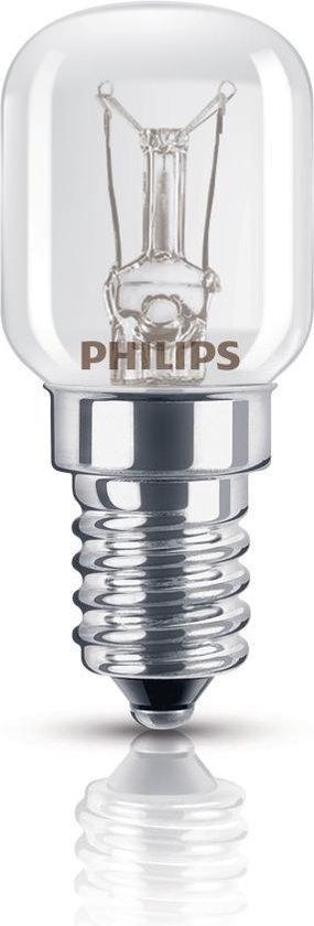 Koelkast: Philips Koelkastlamp 15w E14, van het merk Philips